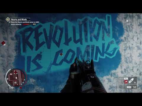 Homefront: The Revolution - Abandoned Apartment, Secure Surveillance Post, Boltcutters, KPA Combat