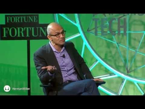 Microsoft CEO: 'Until We Really Change Culturally, No Renewal Happens'