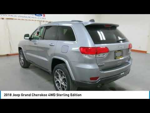 2018 Jeep Grand Cherokee Holzhauer Auto and Motorsports Group 332356
