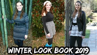 Winter Fashion Lookbook 2019 | Cinematic Style Look Book Video