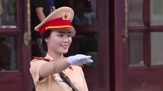 Phóng sự CSGT phục vụ hội nghị cấp cao APEC