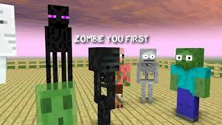 Monster School Escola Monstro: Todos Episódio 2 - Animação Minecraft