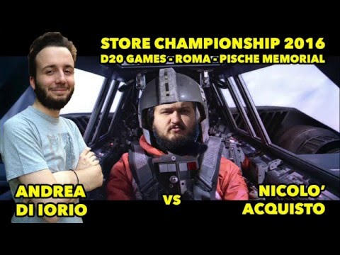 POST COMMENTARY #27 - Store Championship 2016 - Roma D20 Games