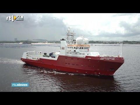 Nederlands bedrijf zoekt naar MH370 - RTL NIEUWS