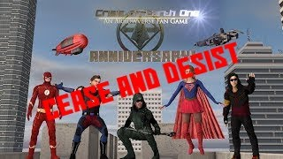 Crisis on Earth One: An Arrowverse Fan Game (Anniversay Development Update!)