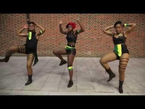 MLM DANCERS Jamaica Independence Dance Mix- Soca Dancehall Choreography (Inc Bob Marley,Chronixx)
