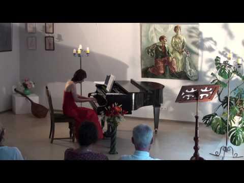 Бах Иоганн Себастьян - Фантазия и фуга a-moll BWV944