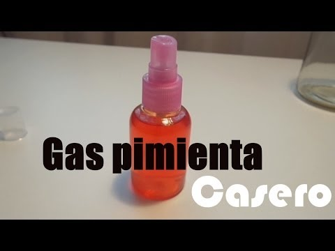 GAS PIMIENTA CASERO