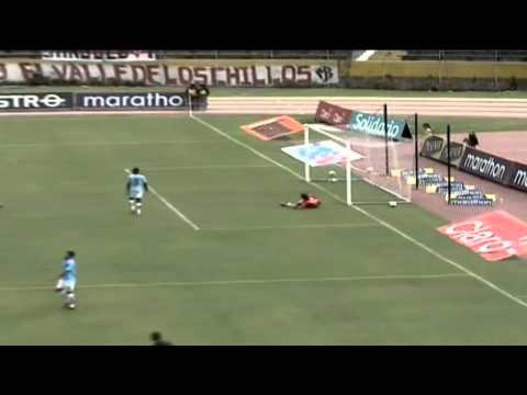 Stunning goal from Feraud - Universidad Catolica vs LDU Quito