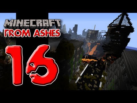 Minecraft From Ashes feat. Pause - EP16 - &quot;It's Safe,&quot; He Said...