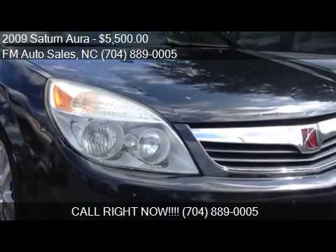 2009 Saturn Aura for sale in Pineville, NC 28134 at the FM A