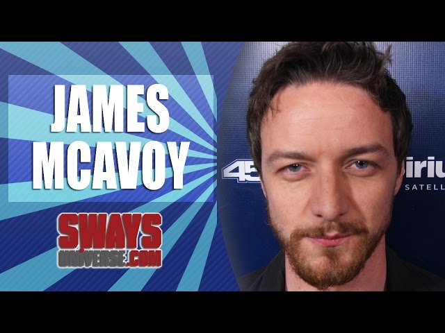 James McAvoy Discusses X-Men, The Disappearance of Eleanor Rigby & How He Almost Became A Priest