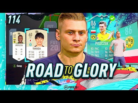 FIFA 20 ROAD TO GLORY #114 - ANOTHER ONE!!