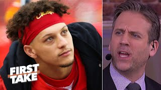 Patrick Mahomes is 'the best player who ever lived' – Max Kellerman | First Take