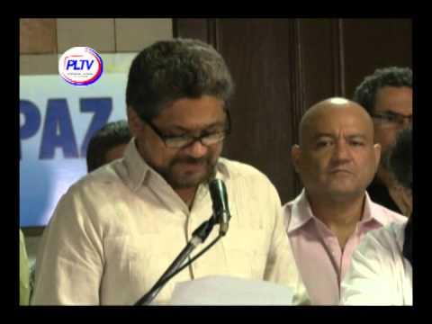 Diálogos de paz se afectan por tensiones entre guerrilla  colombiana y gobierno