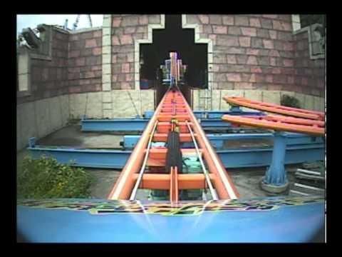 10 Inversion Roller Coaster POV Chimelong Paradise China