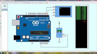 Arduino ~ Temperature Sensor LM35 Example Test Code