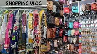 Shopping From Mall Road Murree | Travel Vlog | Ayesha N