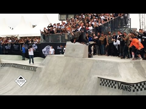 Grant Taylor, Pedro Barros, Oskar Rozenberg and more at Vans Park Series in Malmö