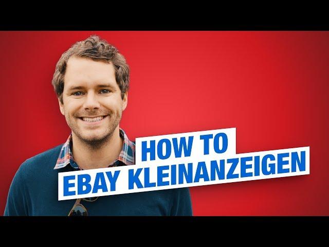 eBay Kleinanzeigen I Tipps amp Tricks