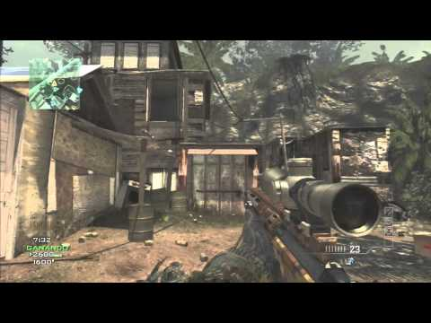 Modern warfare 3 - La hora del sniper #5
