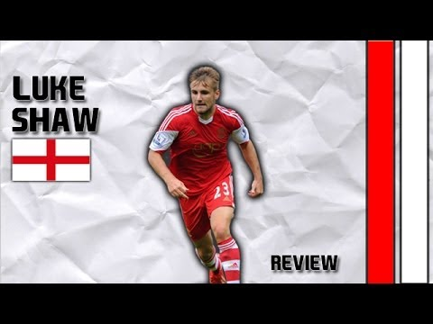 LUKE SHAW | Skills, Assists and Goals| Manchester United | 2013/2014 (HD)