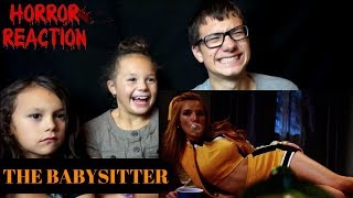 Download THE BABYSITTER Official Trailer Reaction!!! 3Gp Mp4