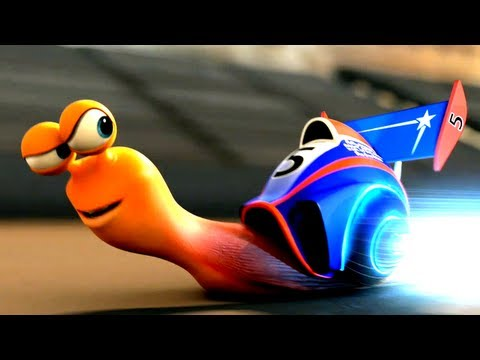 Turbo Trailer #2 2013 Dreamworks Movie - Official [HD]