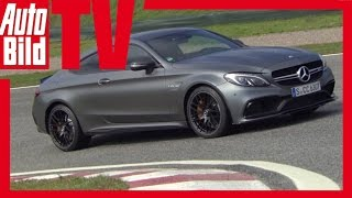 Mercedes AMG C 63 S Coupé (2015) - Review/Test/ Fahrbericht/ Sound