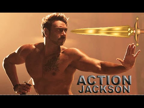Action Jackson 2014 | Ajay Devgn First Look | Sonakshi Sinha | Prabhu Deva