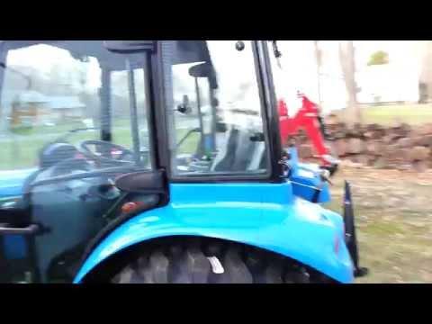 LS Tractor XR3037HC.  Mahindra Max 28XL