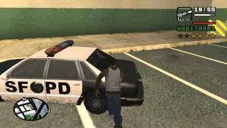GTA San Andreas impound the Rustler