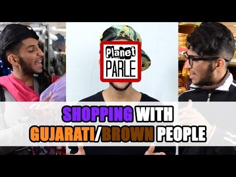 4 - Shopping With Brown People - Planet Parle video