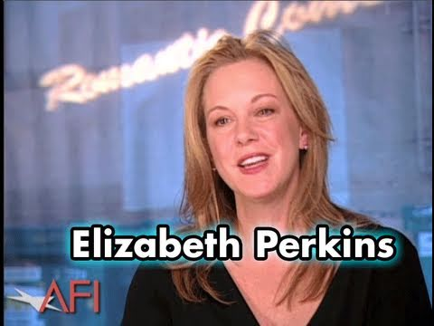 Elizabeth Perkins On IT HAPPENED ONE NIGHT