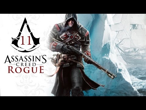 #11 Zagrajmy W Assassin's Creed: Rogue - Shay Vs Hope - Polski Gameplay - 1080p