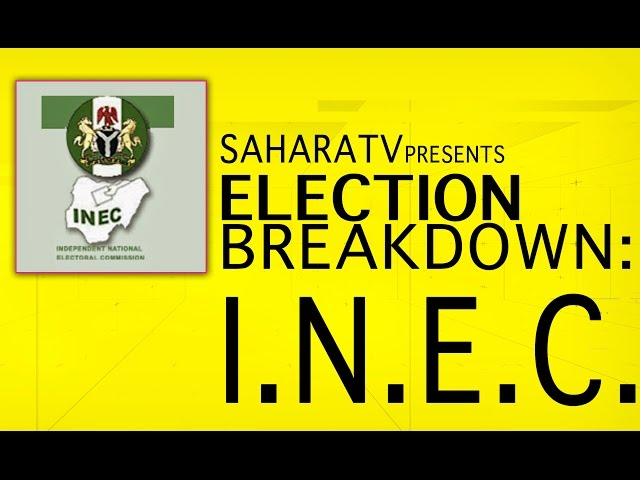 2015 Nigeria Election Breakdown, INEC Election Commission