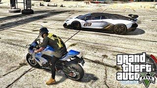 GTA 5 REAL LIFE MOD #608 - LET'S GO SVJ!!! (GTA 5 REAL LIFE MODS)