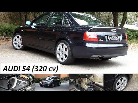 Garagem do Bellote TV: Audi S4 (B5)