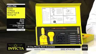 INVICTA TOOL KIT 603-256