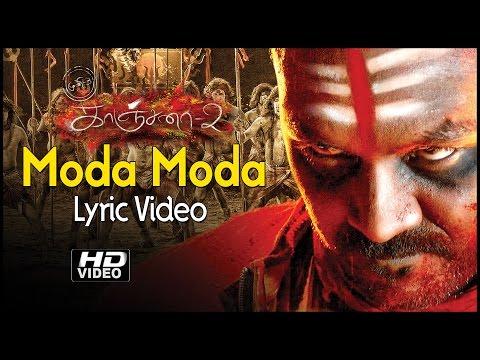 Kanchana 2 Muni 3 New Tamil Movie | Moda Moda Lyric Video | Hd | Raghava Lawrence | Taapsee video