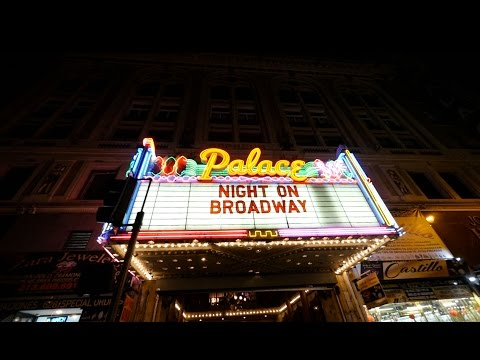 NIGHT ON BROADWAY 2017  - Vlog 10