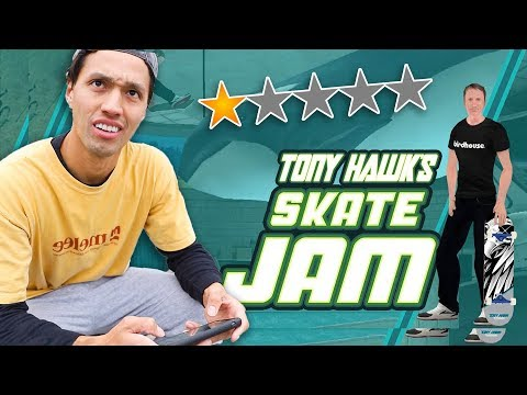 Why People HATE Tony Hawk's New Game
