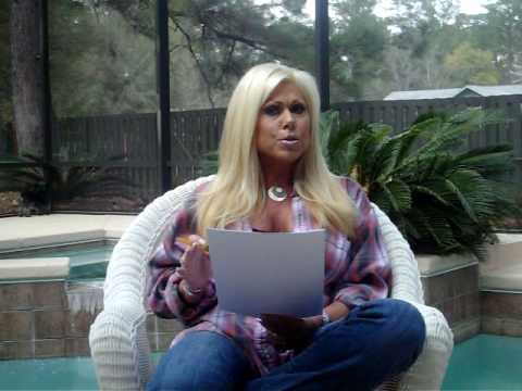 Former WWE Diva Terri Runnels Unscripted March 13,2009