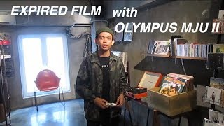 Shooting Expired Film with Olympus Mju II
