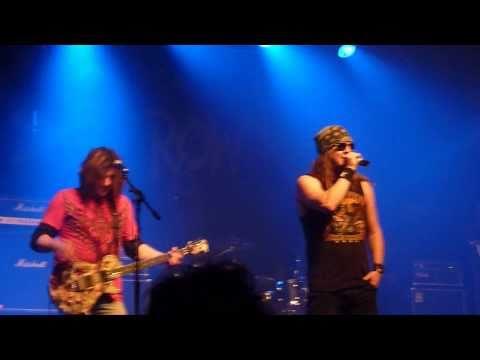 Skid Row - I Remember You (Live - Hard Rock Hell, Prestatyn, Dec 2010) [HD]