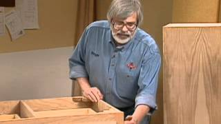 Cabinet Making Techniques Part 1