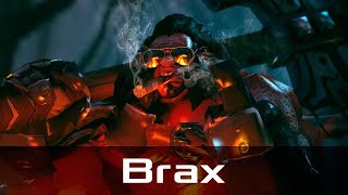 Brax — Axe, Offlane (May 3, 2018) | Dota 2 patch 7.14 gameplay