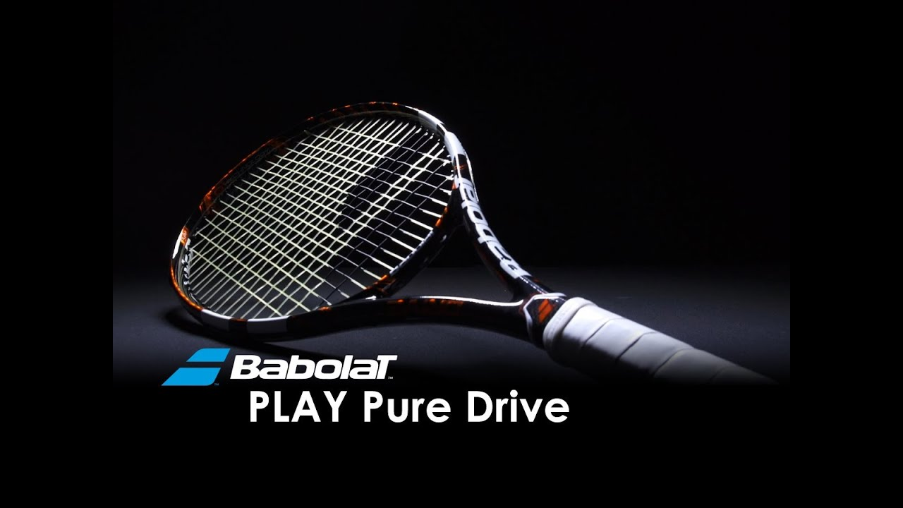 babolat play pure drive racquet review youtube. Black Bedroom Furniture Sets. Home Design Ideas