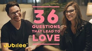 Can 2 Deaf Strangers Fall in Love with 36 Questions? Ryssa + Patrick