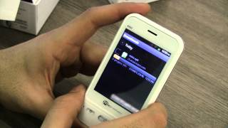 MICROMAX A50 NINJA Unboxing with and hands on with AISHA (Siri replacement)